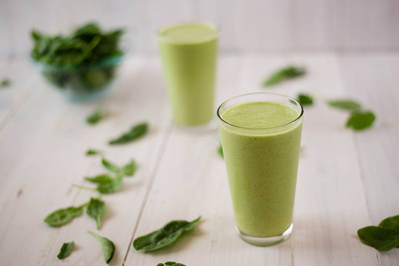 smoothie, recept, kuvar