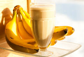 banana, šejk, smoothie, recept ,kuvar